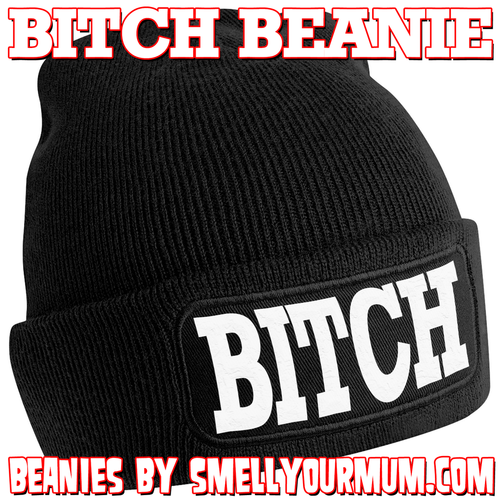BITCH | Beanie Hat