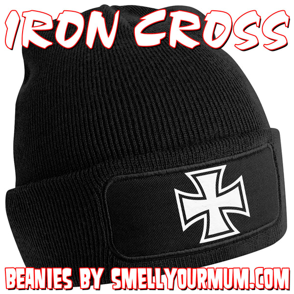 IRON CROSS | Beanie Hat