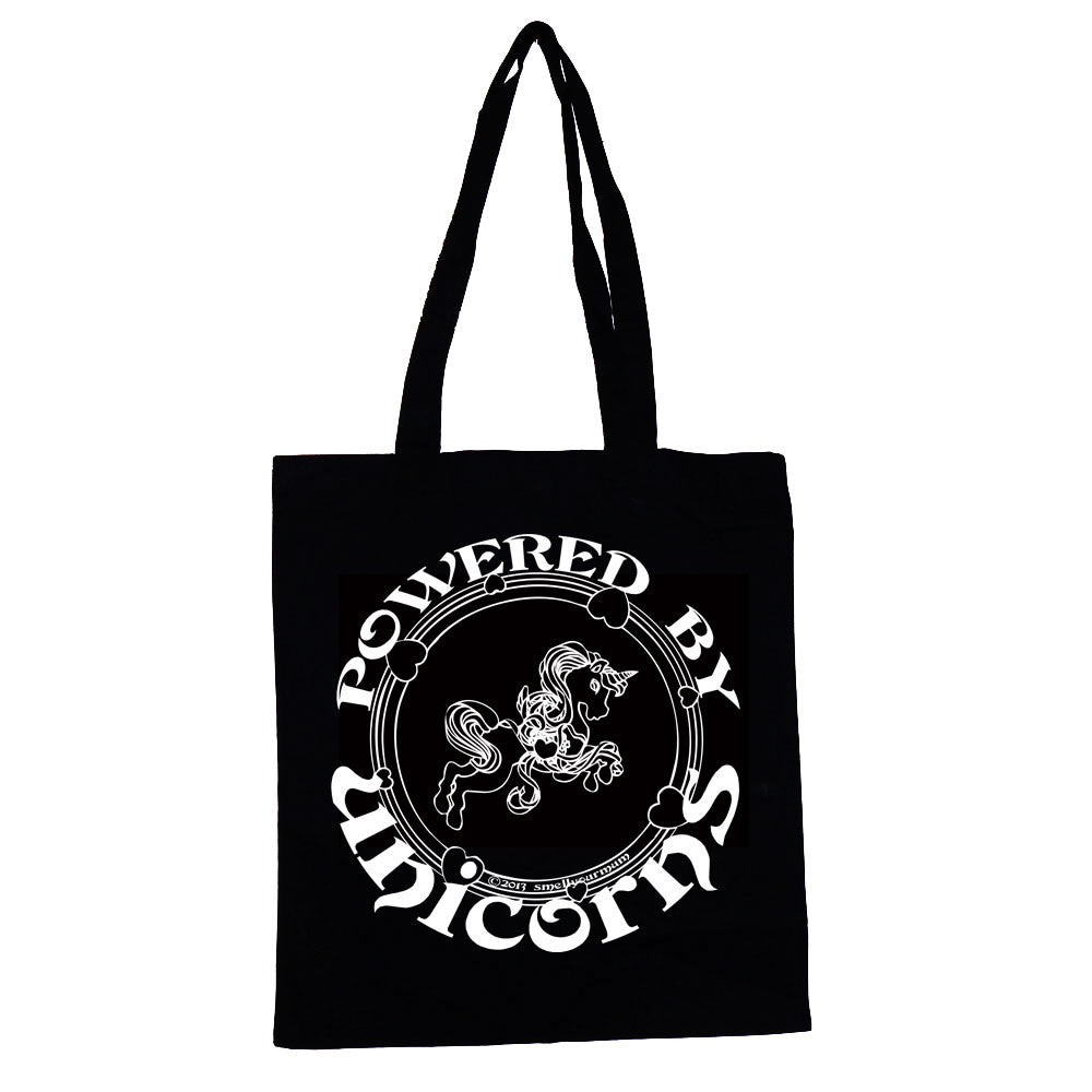 Powered By Unicorns | TOTE SHOPPING BAG
