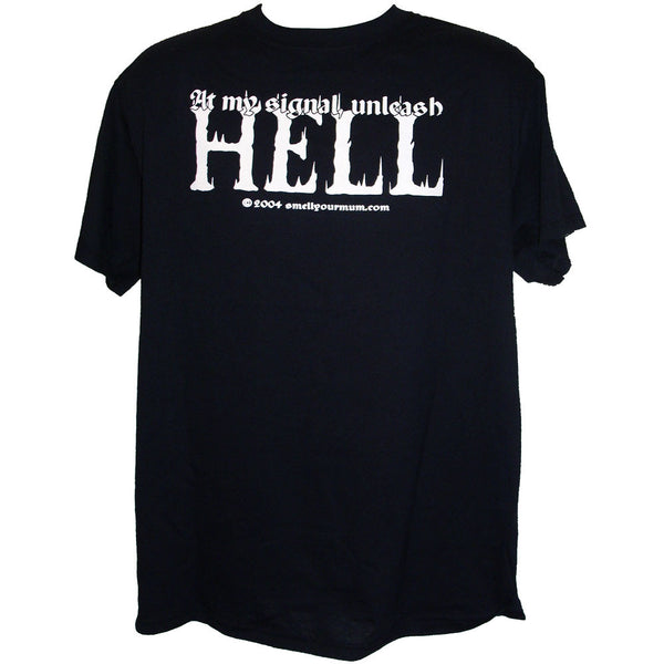 At My Signal, Unleash HELL (Gladiator) | T-Shirt, Vest, Hoody