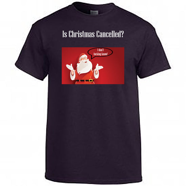 """Is Christmas Cancelled"" 