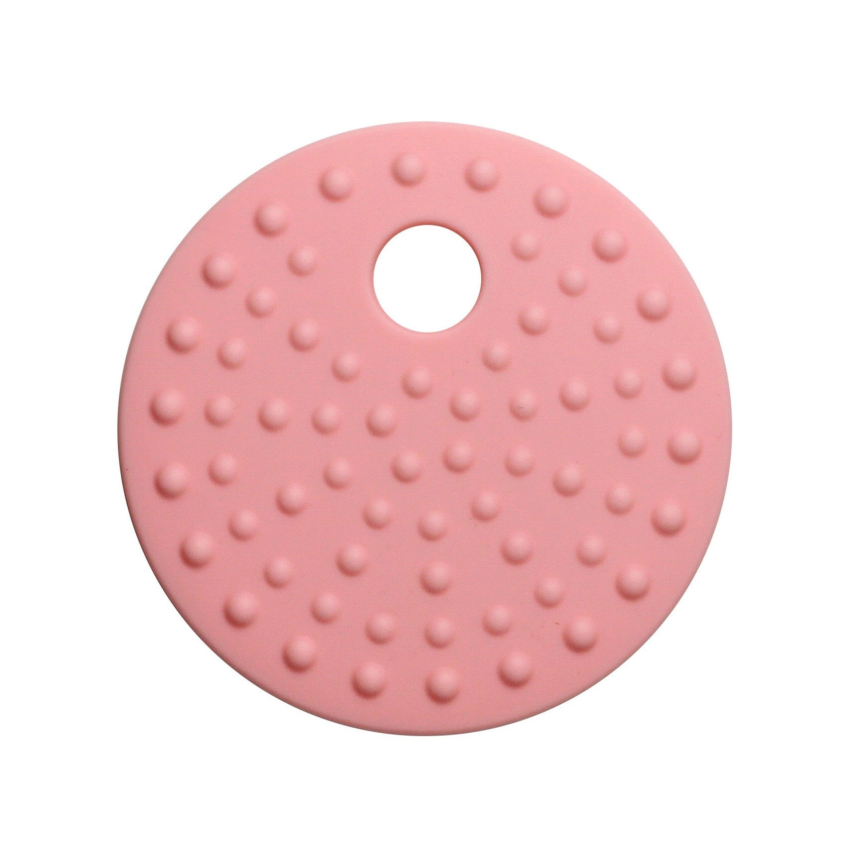 Blush Circle Teether