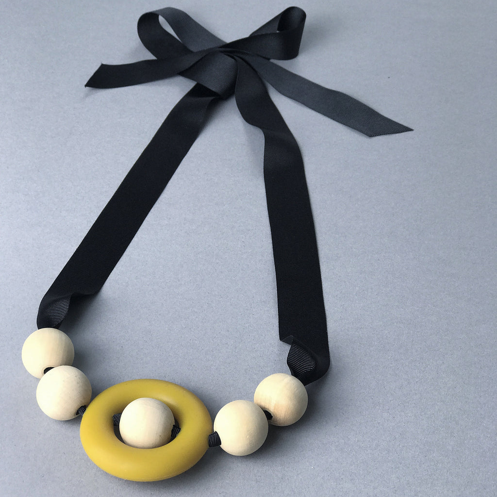 teething necklaces, teething, necklace, statement necklace, mother daughter, gift, bonding, stylish, fashion, natural, wood. Our silicone beads are made from high-quality food grade silicone; a material commonly used in teething products as it's odourless, tasteless & will not support the growth of bacteria or mould.