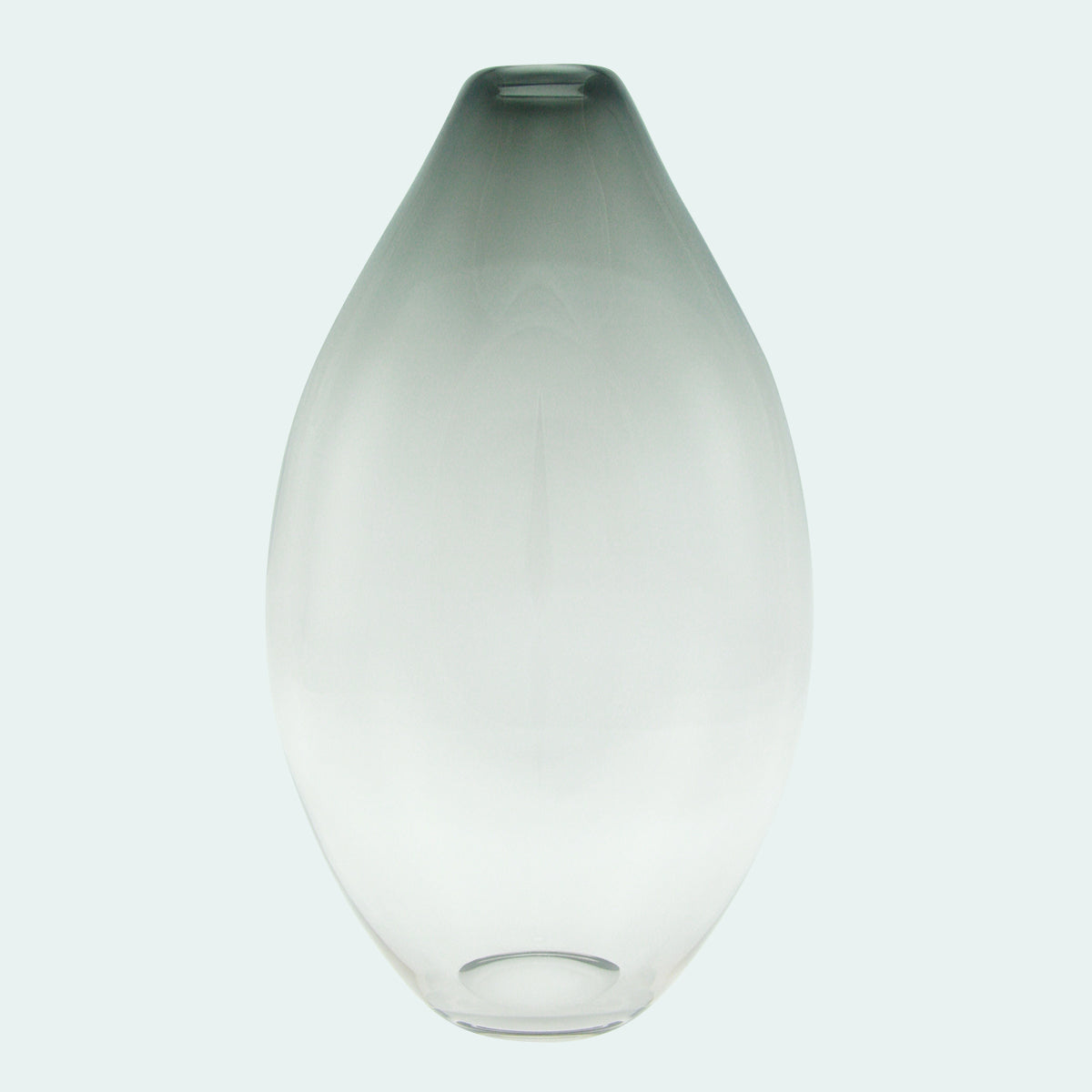 Muted Necked Oval Vessels