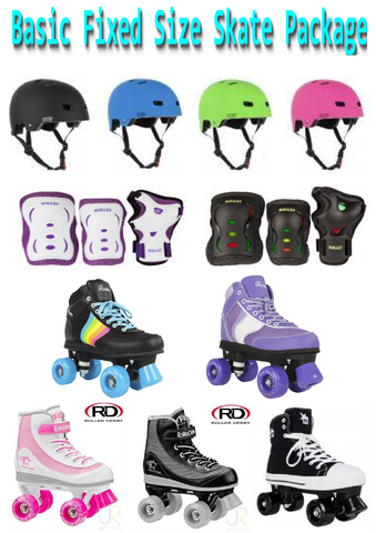 Complete Starter Skate Packages