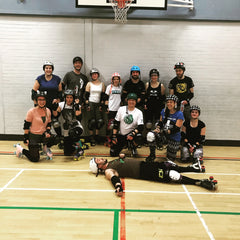 Exeter Roller Derby Adults