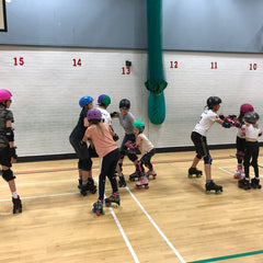 Exeter Roller Derby Juniors