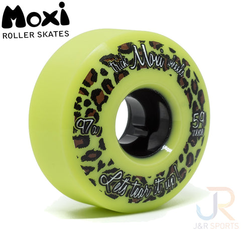Moxi Trick Wheels - All Colours! - Momma Trucker Skates