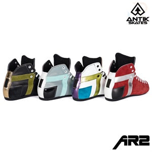 Antik AR2 Custom Colours - Boot Only - Momma Trucker Skates