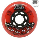 FR Street Invader II Inline Wheels 84mm - Momma Trucker Skates