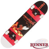 Renner A Series Complete Skateboard - A18 Sting III - Momma Trucker Skates