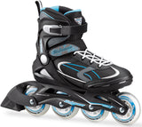 Bladerunner 2018 Advantage Pro XT Black & Blue - Momma Trucker Skates