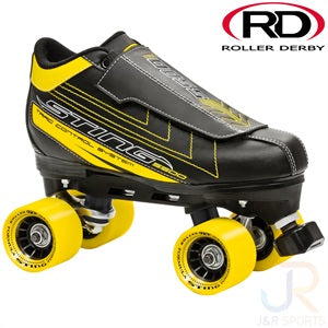 Roller Derby Sting 5500 Speed Quad Skates - Momma Trucker Skates