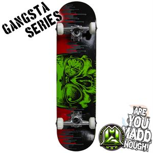 MGP Gangsta Series Sk8board - Dripped - Momma Trucker Skates