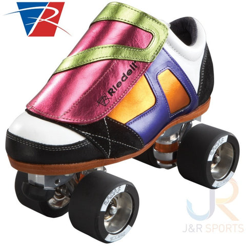 Riedell 951 Phaze Colourlab Lab Phaze Skate Package - Momma Trucker Skates