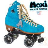 Moxi Lolly Pool Blue Roller Skates - Momma Trucker Skates