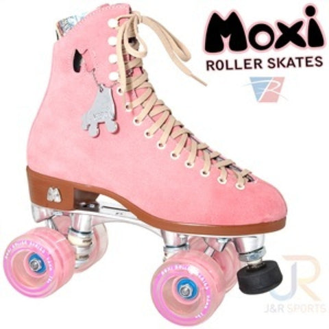 Moxi Lolly Strawberry Skates PRE ORDER - Momma Trucker Skates