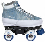 Chaya Kismet Barbie Denim Blue Park Skates - Momma Trucker Skates