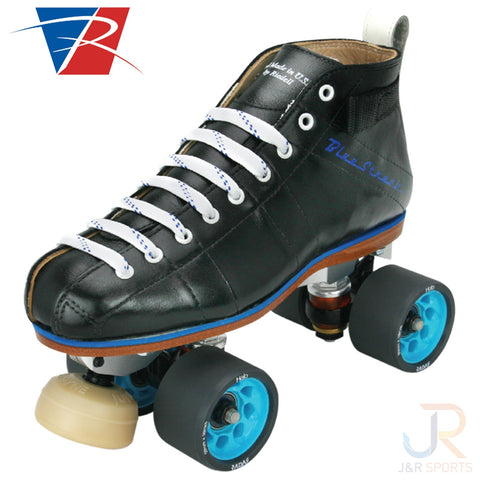Riedell Blue Streak RS Skate Package - Momma Trucker Skates