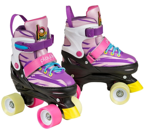 Playlife Laja Adjustable Kids Roller Skates - Momma Trucker Skates