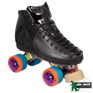 Antik AR1 Phantom Onyx Complete Skate Package - Momma Trucker Skates