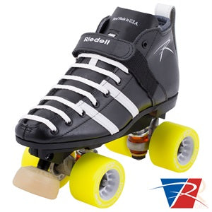 Riedell 265 Vendetta Skate Package - Momma Trucker Skates