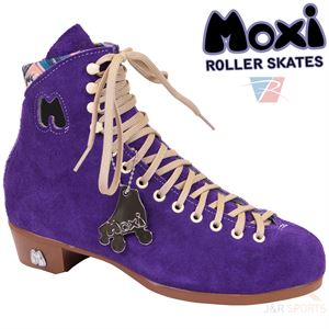 Moxi Lolly Taffy Skates Boot Only - Momma Trucker Skates