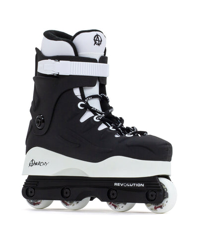 Anarchy Revolution II Aggressive Inline Skates - Momma Trucker Skates