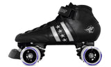 Bont Quadstar with Athena Plate Ballistic or FX Wheels - Momma Trucker Skates