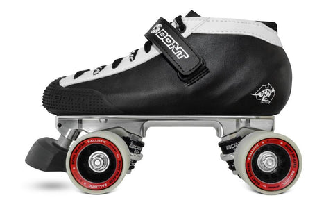 Bont Hybrid with Athena Plate Ballistic or FX Wheels - Momma Trucker Skates