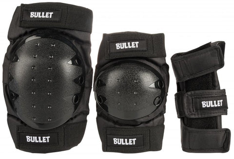 Bullet Adult Standard Combo Pad Set -NEW SIZES! - Momma Trucker Skates