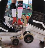 Chicks in Bowls CIB Universal Sliders - Momma Trucker Skates