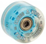 Clouds Nebula Light Up Wheels - Momma Trucker Skates