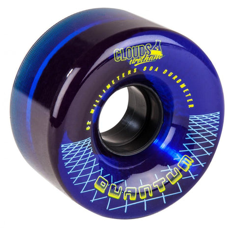 Clouds Urethane Wheels Quantum Outdoor 80a (PK 4) - Momma Trucker Skates