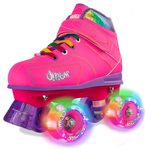 Crazy Skates Dream Skates - Pink - Momma Trucker Skates