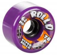 Hyper Quad Wheels Hyper Rollo 78A - Momma Trucker Skates