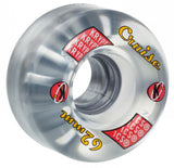 Kryptonics Quad Wheels Cruise 62 - Momma Trucker Skates