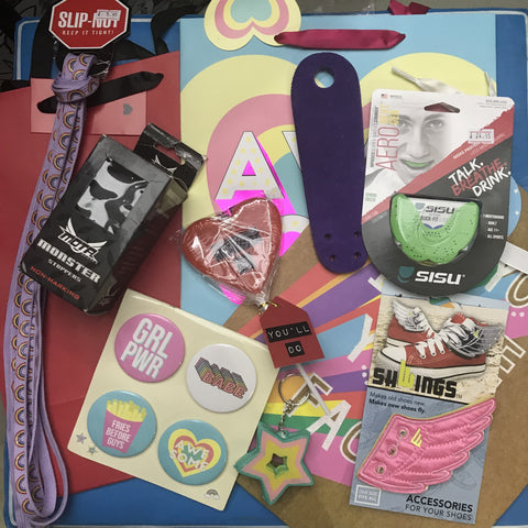 Build Your Own Skater Gift Pack Christmas Stocking - Momma Trucker Skates