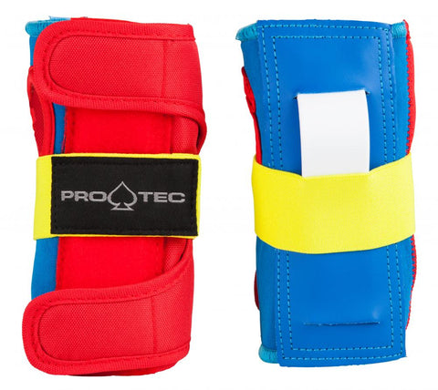 Pro-Tec Street Wrist Guards Red - Momma Trucker Skates