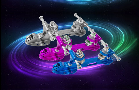 Crazy Skates Venus Plate - All Colours! - Momma Trucker Skates