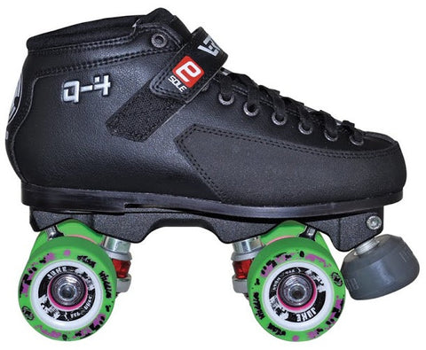 Luigino Q4 Falcon Juke Package - Momma Trucker Skates