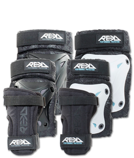 REKD Recreational Triple Pad Set - Momma Trucker Skates