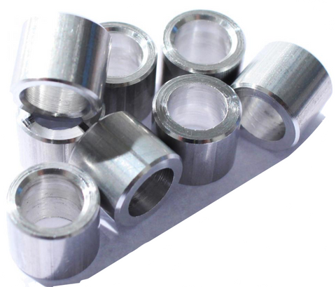 Set of 8 Bearing Spacers