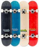 Voltage Graffiti Logo Complete Skateboard - Pre-Order - Momma Trucker Skates