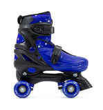 SFR Nebula Roller Skates, Protection & Bag Skate Package Gift Set - Blue - Momma Trucker Skates