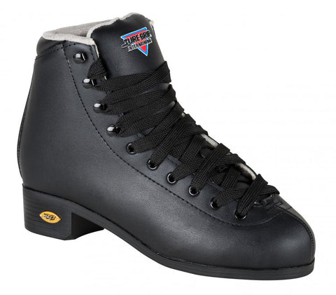 Suregrip Quad Boot only Fame 37 Black - Momma Trucker Skates