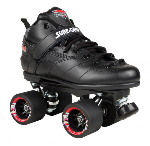 Suregrip Rebel Derby Package - Momma Trucker Skates