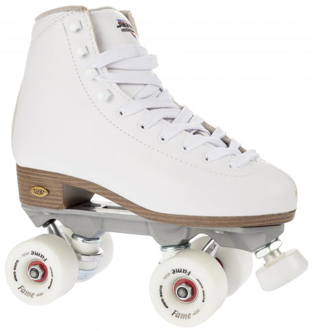 Suregrip Fame Skate Package White - Momma Trucker Skates