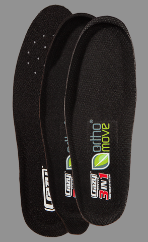 Crazy Skates 3 in 1 Footbed Insole System - Momma Trucker Skates