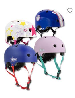 SFR Adjustable Kids Helmet - All Colours